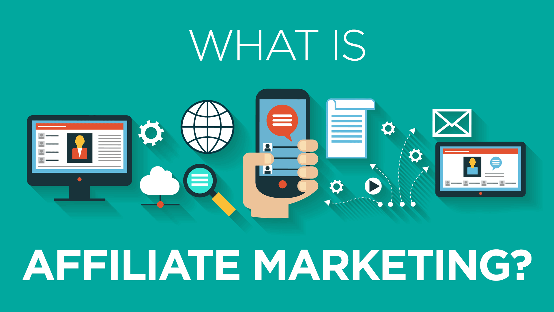 Affiliate marketing for ecommerce sites: 6 Ways to Increase Ecommerce Sales
