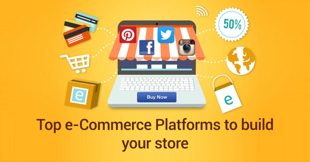 Best Ecommerce Platforms- Know Which One is Right for You