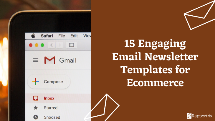 15 Engaging Email Newsletter Templates For E Commerce Rapportrix