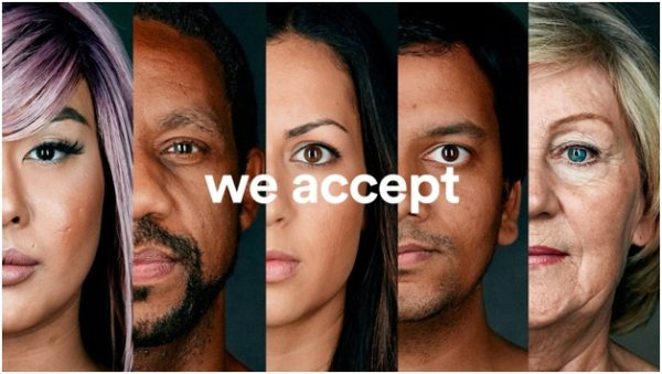 #WeAccept campaign to eliminate racial discrimination